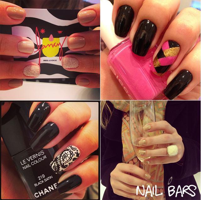 Nail Bars