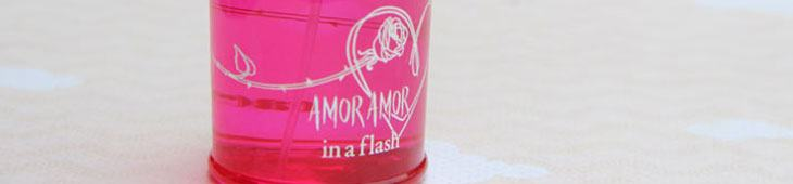 Perfume: Amor Amor in a Flash