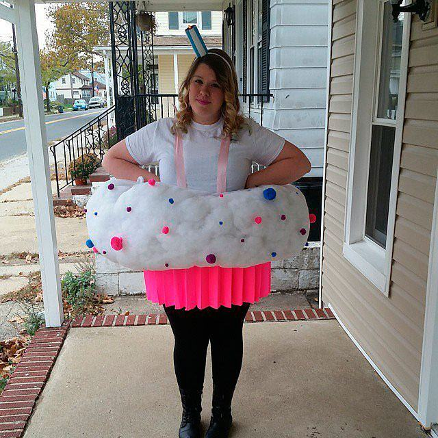 Fantasias criativas as 75 ideias mais legais e f ceis de for Cheap halloween decorations made at home