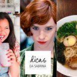 Dicas gastronômicas e culturais de abril