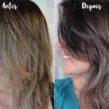 Manutenção do granny hair: Keraton Banho de Brilho