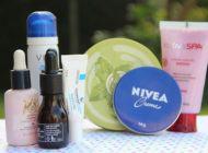 8 produtos essenciais para pele sensível no frio!