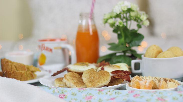10 mini receitas: café da manhã para o Dia dos Namorados