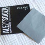 Lenço Océane removedor de oleosidade