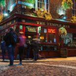 Vou fazer um intercâmbio em Dublin!