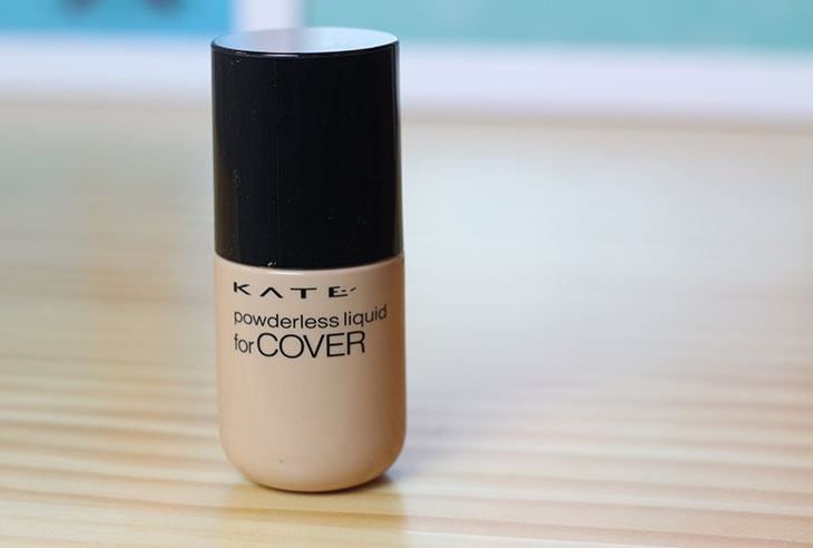 Kate Powderless Liquid for Cover