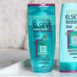 Resenha: Shampoo e condicionador Elseve Hydra-Detox