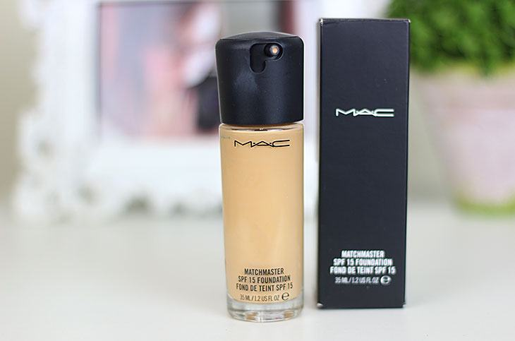 Comparando as bases MAC: Studio Fix Fluid, Pro Longwear e Matchmaster