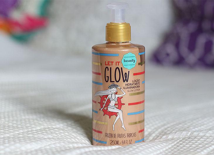 Let It Glow: hidratante iluminador da The Beauty Box