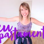 Meu apartamentinho!