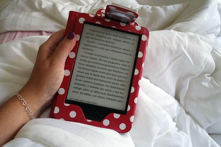 Capas para Kindle: onde encontrar