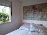 Tudo sobre: meu mapa de tecido na parede