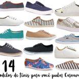 Tênis: o melhor calçado para o Carnaval!