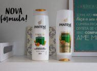Testei: Pantene Pro-V Restauração com NOVA fórmula!