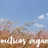 Tudo sobre cosméticos veganos!