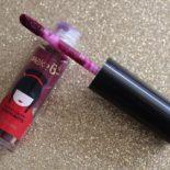 Linha Modern Asia: batom líquido mate Grenat Glam