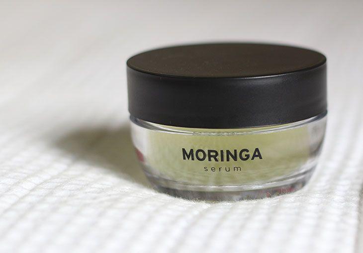 Resenha: Moringa sérum para áreas específicas The Body Shop