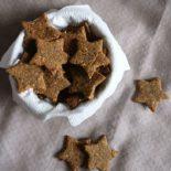 Receita: biscoito salgado integral