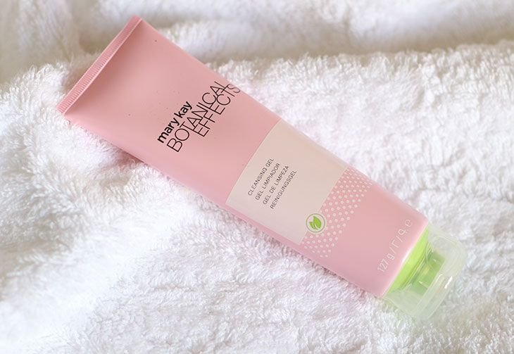 Gel de limpeza Botanical Effects Mary Kay