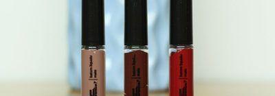 Novos batons líquidos quem disse, berenice? (cores + resenha!)