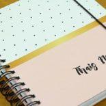 Planner 2017: ainda dá tempo de se organizar!