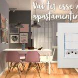 * O maravilhoso mundo da escolha dos acabamentos do apartamento!