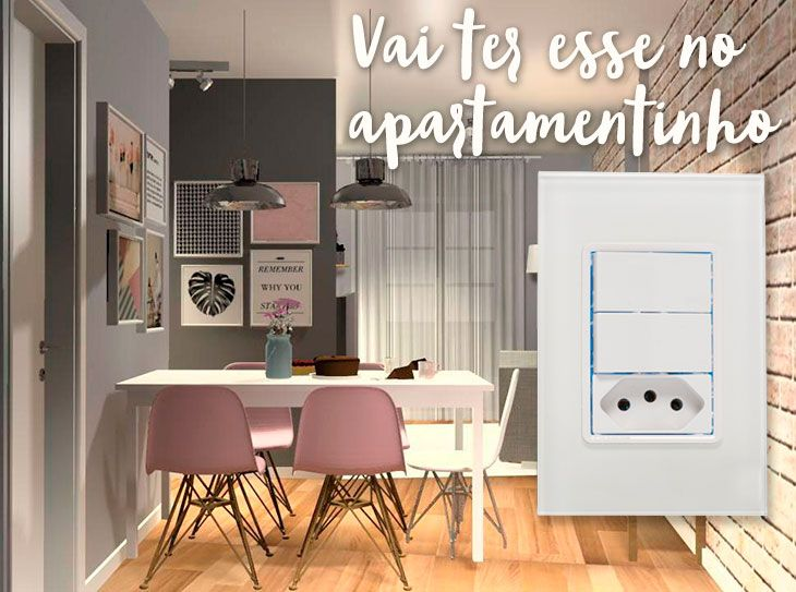 O maravilhoso mundo da escolha dos acabamentos do apartamento!
