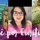 Vlog: Um dia comigo (e um rolê por Curitiba!)
