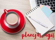 Como planejar (e agir!) tem me ajudado a viver melhor!