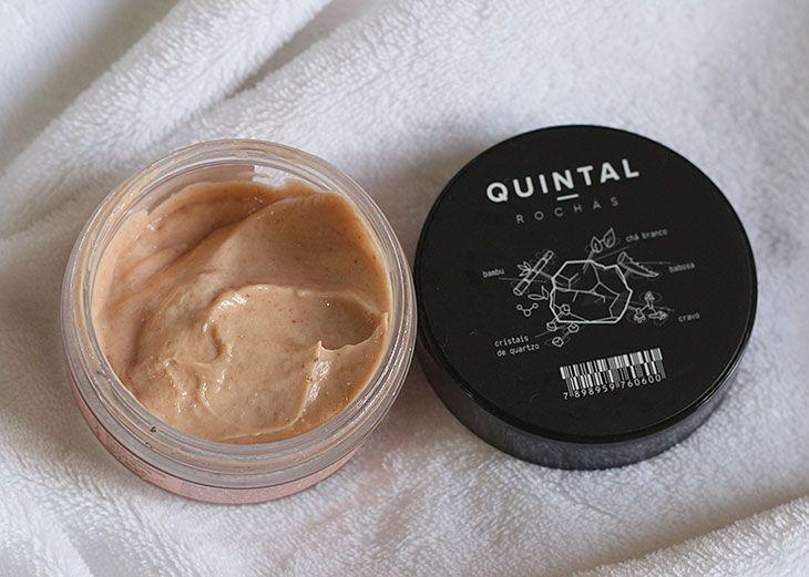 Resenha: Goma esfoliante facial Quintal