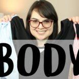 Onde comprar body feminino?