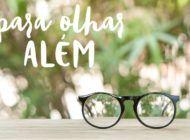 Um óculos quebrado, um sinal do universo