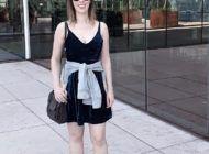 Roupa da vida real: 4 formas diferentes de usar o mesmo vestido