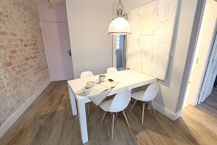 Decoração do apartamentinho da Sá Olivetti