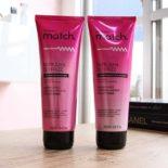 Shampoo e condicionador Patrulha do Frizz Match O Boticário