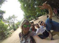 Finalmente férias: Marina na Ásia de novo!
