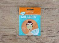 Resenha: Collagen Mask Dermage