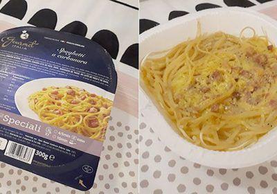 Será que é bom? Provei 3 comidas congeladas que custam menos de R$15