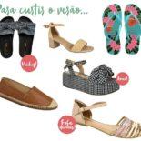 * Natal na Oscar Calçados: seu presente vale uma viagem para Cancún!