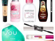 10 achados cosméticos por menos de 35 reais!