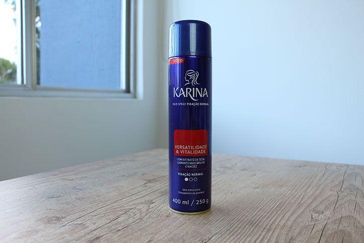 spray karina