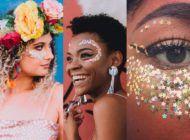 Maquiagem com glitter: onde comprar e +100 imagens pra inspirar