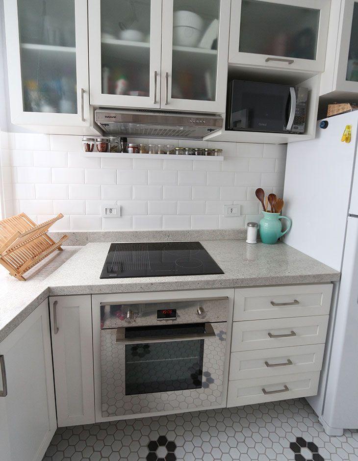 Fogão cooktop com forno