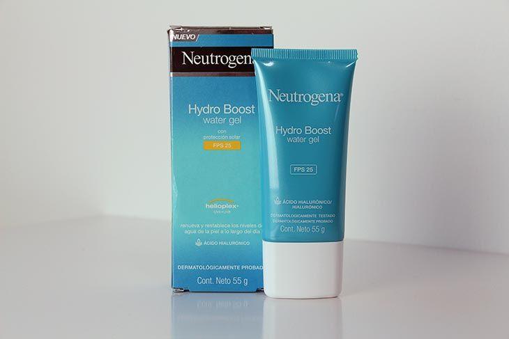 cd9d3062bb9 Hidratante para pele mista: Hydro Boost Water Gel FPS 25 Neutrogena