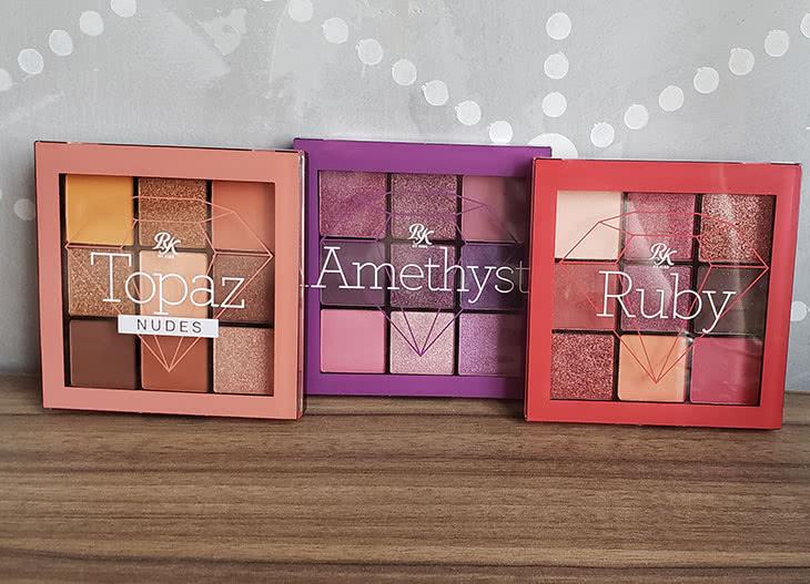 Paletas de Sombras RK by Kiss